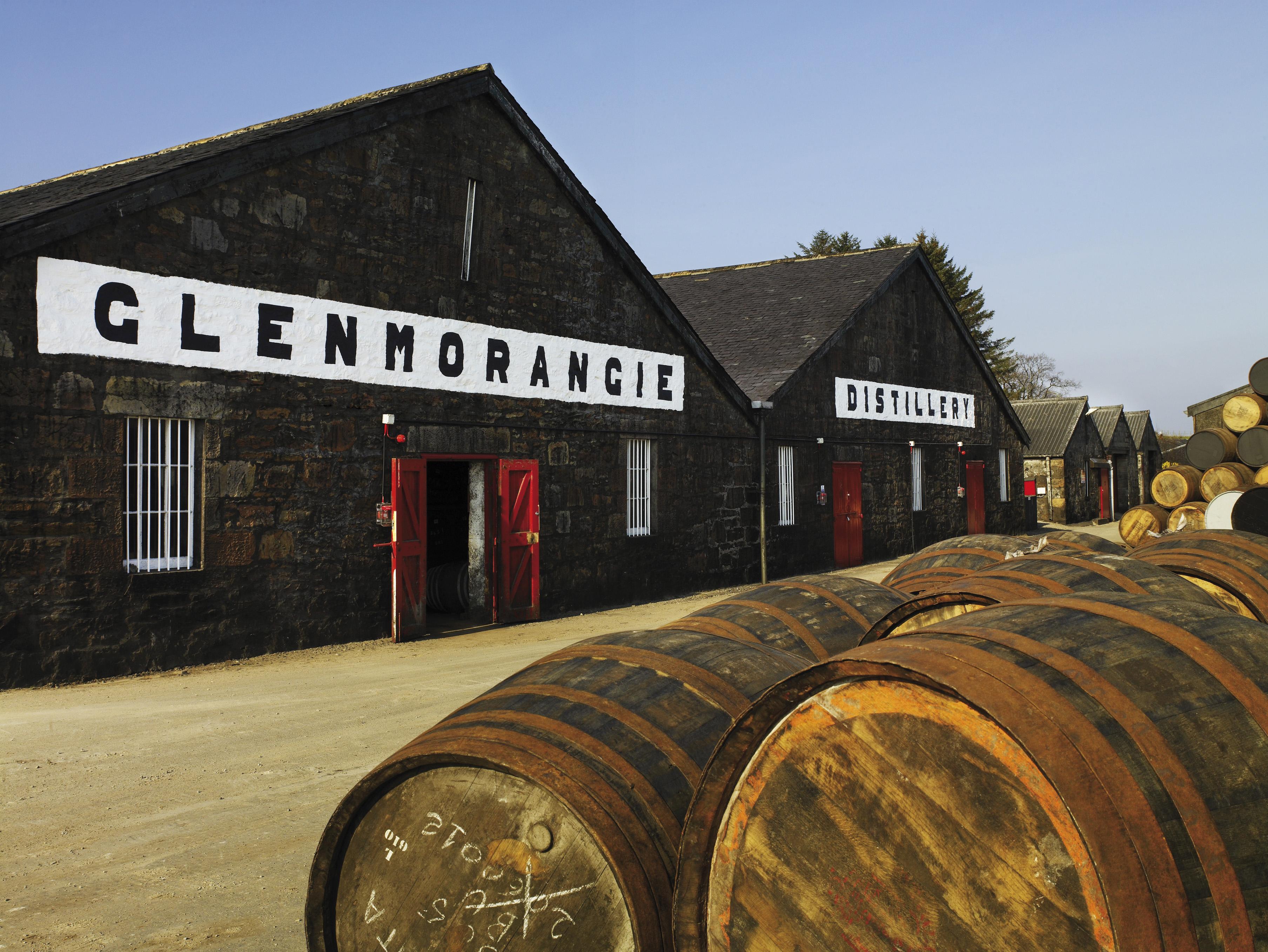 Glenmorangie Distillery © Moët Hennessy