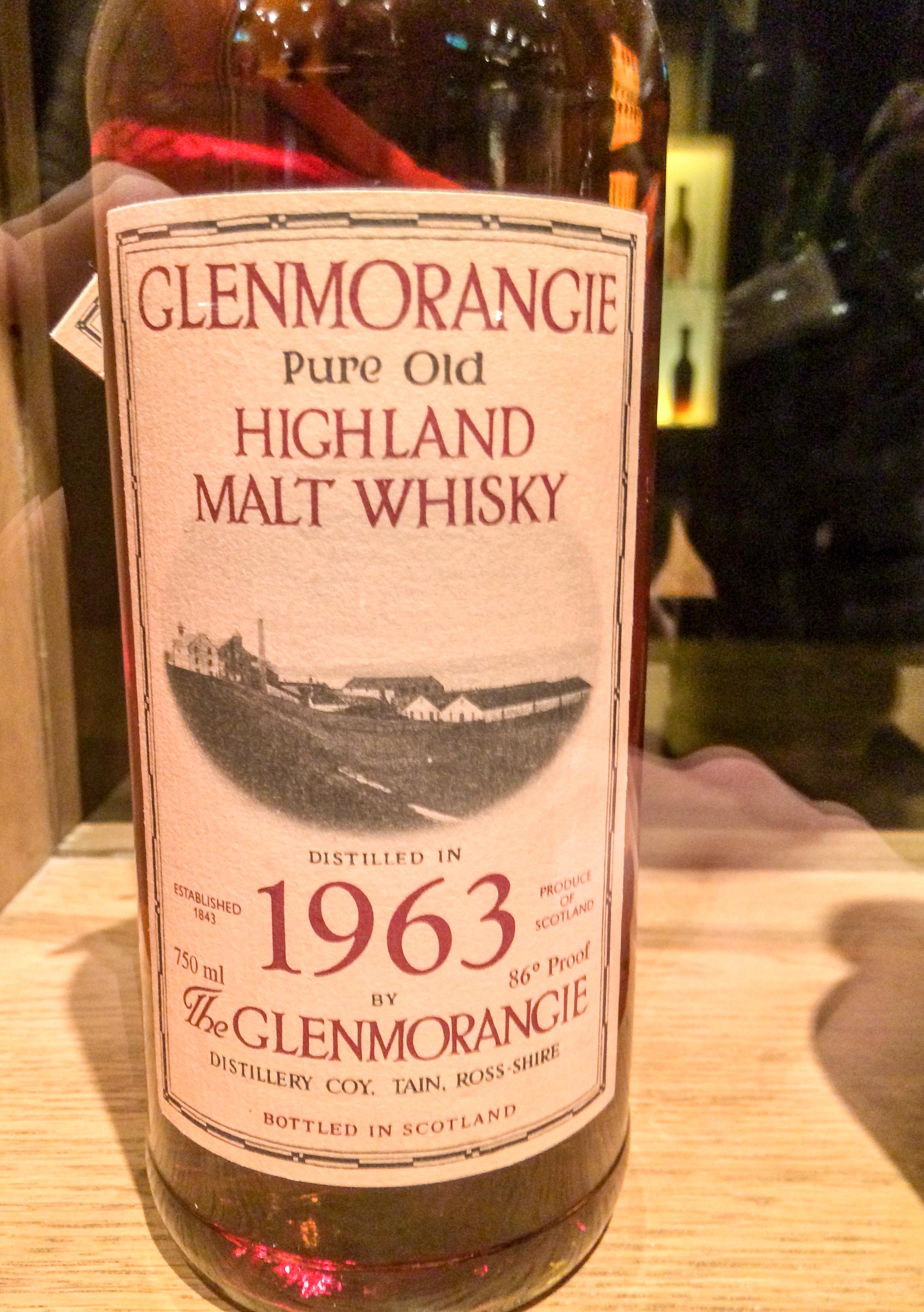 Glenmorangie Old Bottles © www.spirit-ambassador.de