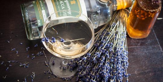 lavendel martini | © www.spirit-ambassador.de