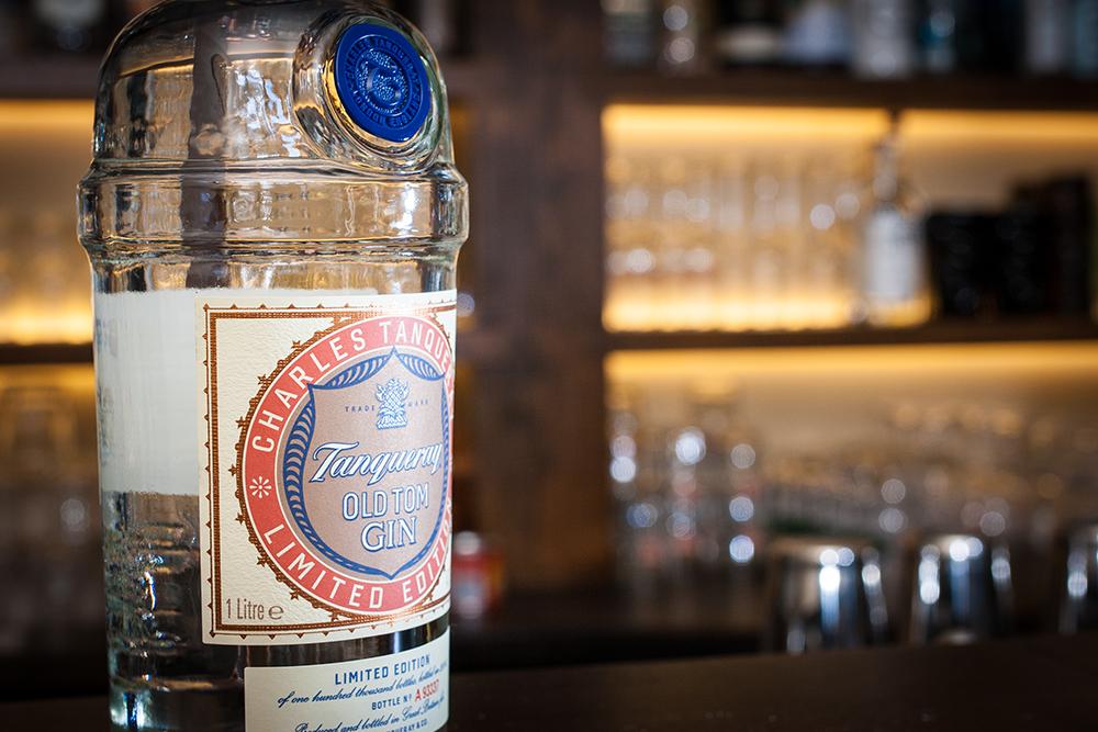 Tanqueray old tom © www.spirit-ambassador.de