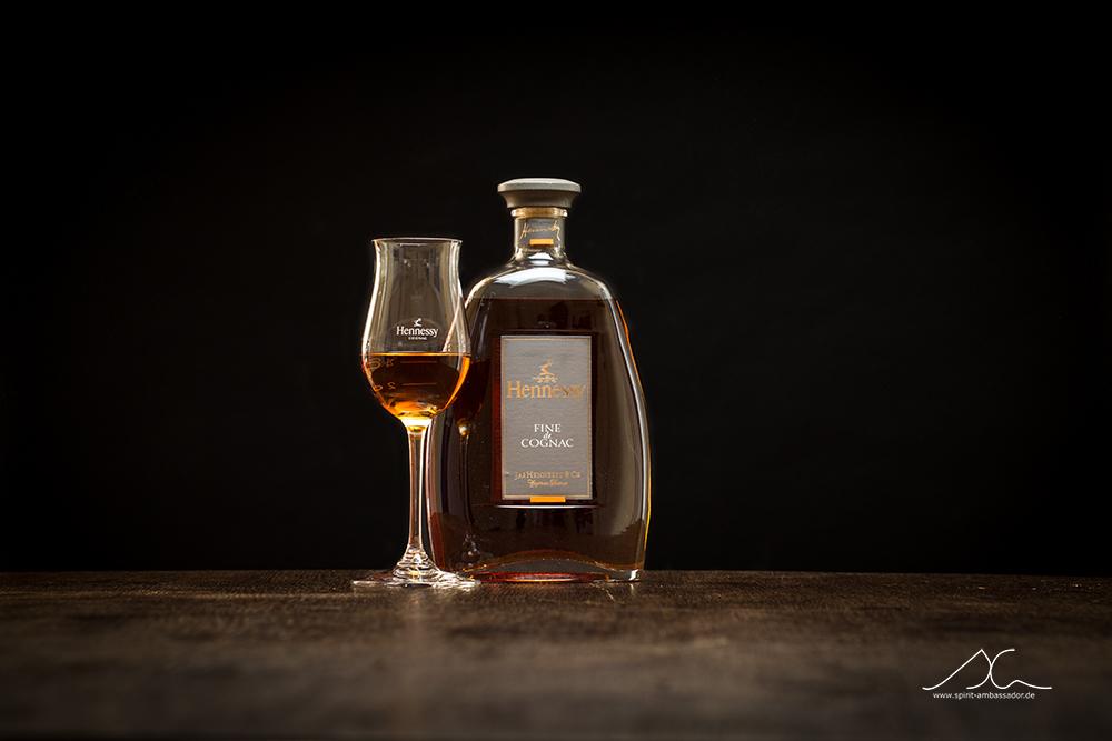 Hennessy Fine de Coganc | © www.spirit-ambassador.de