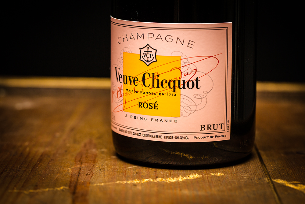 clicquot rose 3